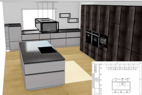 ber uns service k chenplanung team k chen spannrad. Black Bedroom Furniture Sets. Home Design Ideas