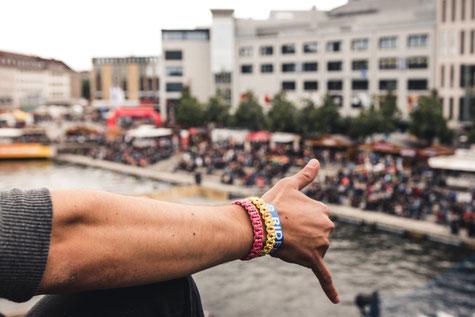 Tampen Kiel - sportliche Armbänder für Jungs