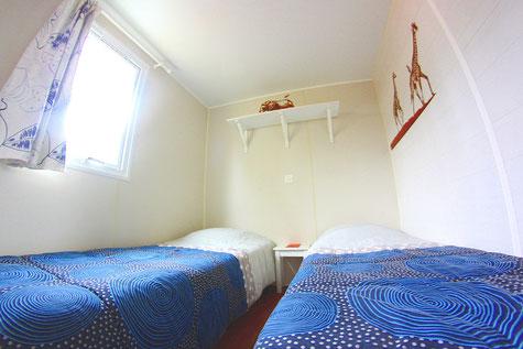 Location Mobilhome au camping Ensoya de Sigean