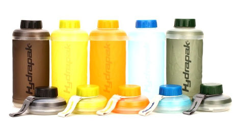 Hydrapak Collapsible Stash Bottle