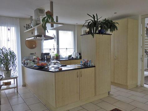 Bild: Küche vorher