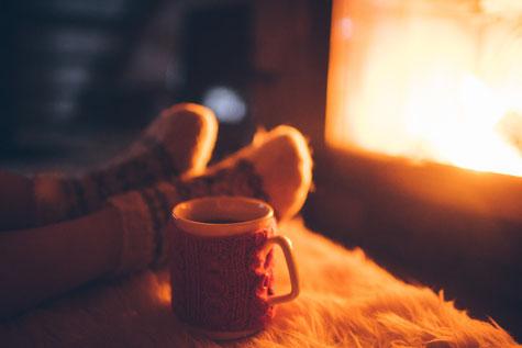 Bild: Warme Socken für Damen, Strumpf-Klaus