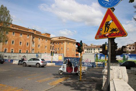 Rome Pont Guiseppe Mazzini