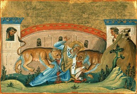 Ignace était le responsable de l'église d'Antioche à la fin du premier siècle et au début du 2ème siècle. On sait qu'il y est arrêté aux alentours des années 107- 110 et amené à Rome où il va mourir en martyr.