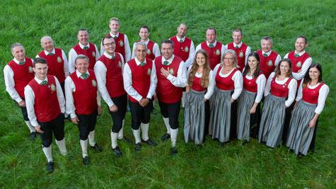 Ausschuss der Stadtkapelle Friedberg (2018)
