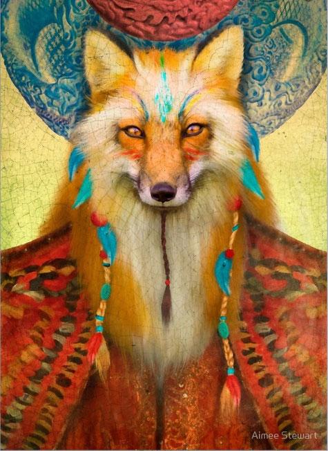 Painting: Aimee Stewart