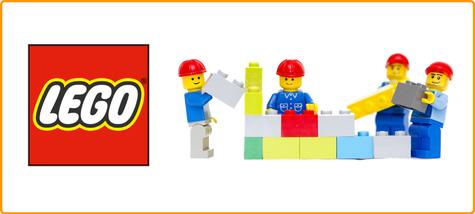 Lego occasion revalorisé recyclé