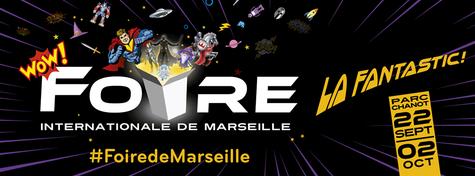 transformers foire de Marseille