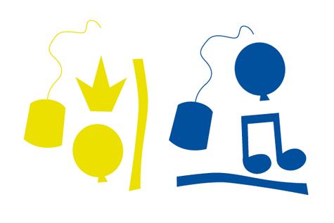 Geburtstag, Kindergeburtstag, Thema Farben, Spiel, Schatzsuche, Anleitung