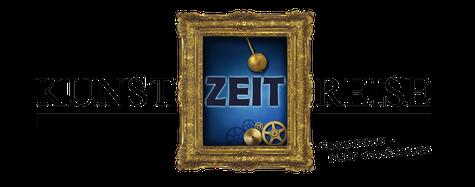 das logo der kunstzeitreise