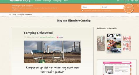 www.bijzonderecamping.nl