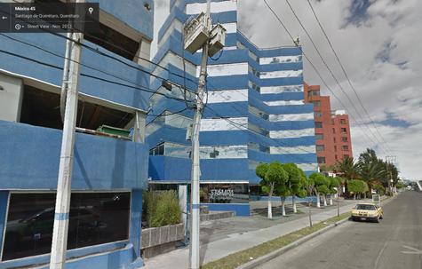 Av. Constituyentes 206 Blaues Gebäude 1. Stock rechts
