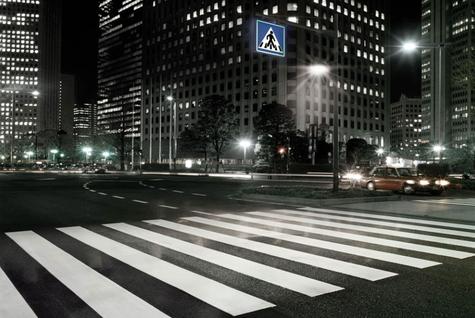 Fußgängerüberwegbeleuchtung von AEC ILLUMINAZIONE