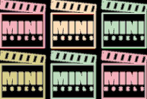Mini Models Logo Farbvariation