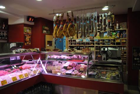 Carnicería El Buen Corte de la Arena, Gijón.
