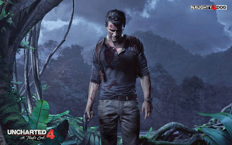 Uncharted 4 disponible ici.