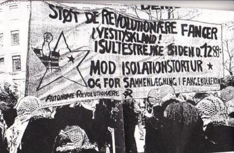 Den venstreradikale sammenhæng 'Autonome Revolutionære'