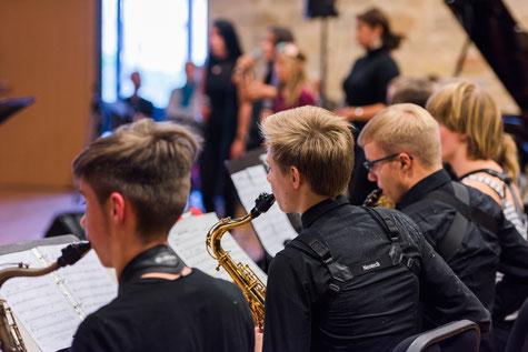 Copyright: Landesmusikrat Sachsen-Anhalt e. V., Jugendmusikfest, Jessen Mordhorst, 2017