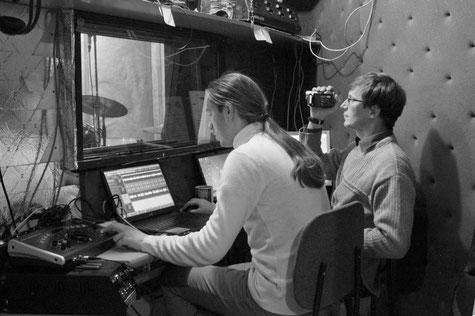 Добрый Шубинъ, фолк-рок Тольятти, запись в студии, Ярослав Букашкин, Никита Андреев, студия Андеграунд