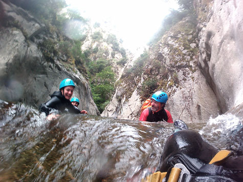 canyon du Llech