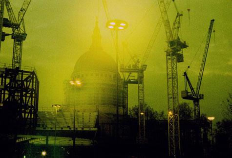 London St. Pauls - Erinnerung ans Auslandssemester 97/98