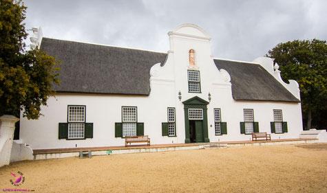 Groot Constantia - Essen in Südafrika