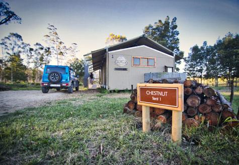 AfriCamps in Oakhurst - Glamping Zelte