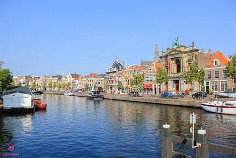 Haarlem in den Niederlanden