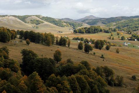 takeanadvanture.com, Landschaft, Montenegro, Dumitor Nationalpark