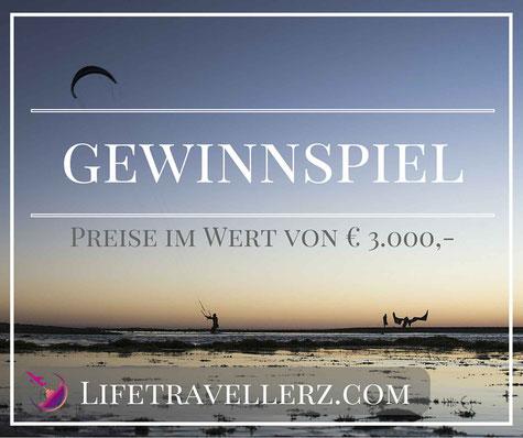 Lifetravellerz Kitesurf Gewinnspiel, goodboards, woosports, kiteworldwide.com, thebreakers