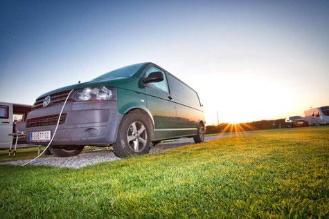 Roadtrip Cornwall und Devon: Camping Tipps