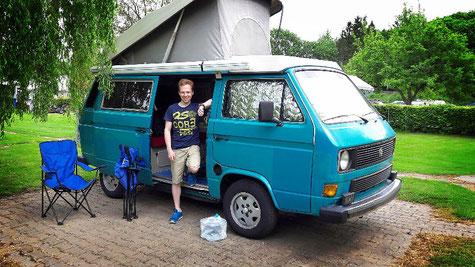 Vanweh, VW Bus, VW T3, VW Bulli