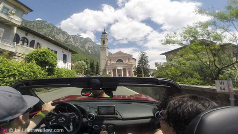 Roadtrip Italien mit Mazda MX5