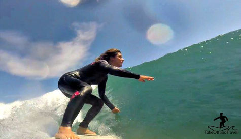 Surfgasm - Takeoffandtravel - WEllenreiten - Surferin - Surfen - Lifetravellerz