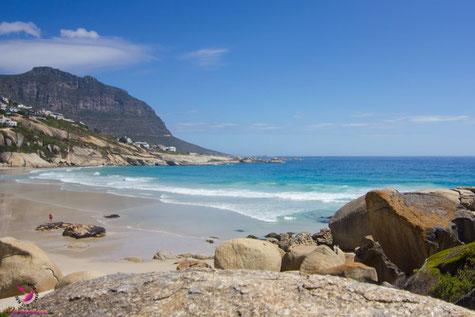 Llandudno Beach in Kapstadt