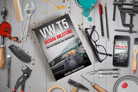 VW Bus Ausbau Werkzeug und Materialliste