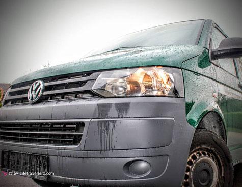 VW T5 Bus-VW Bus-VW Bulli-VW Van-T5-Campingmobil