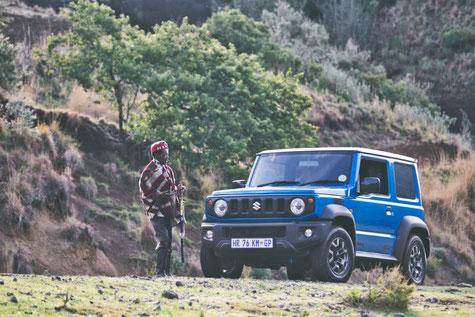 4x4 Roadtrip Südafrika und Lesotho