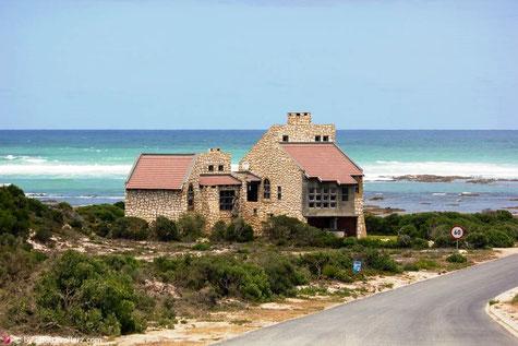 Cape Agulhas - Südafrika