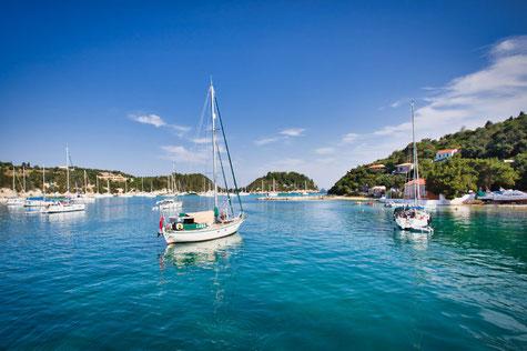 Korfu: Reisetipps für die griechische Insel