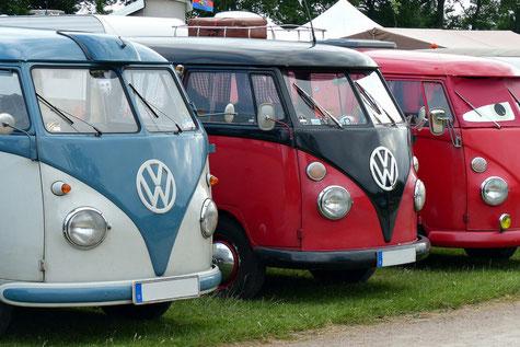 VW  Bulli Camping Checkliste