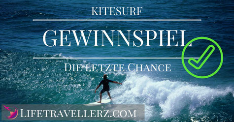 Lifetravellerz Gewinnspiel-Kitesurfen-Camping-North Kiteboarding-Mission to Surf Portugal-Surfen
