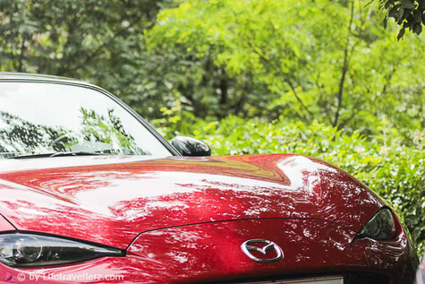 Mazda MX5 VW T5 Challenge-Lifetravellerz Roadtrip