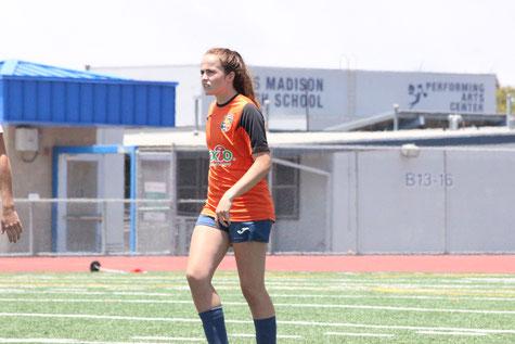 #3 Kelsey Irwin
