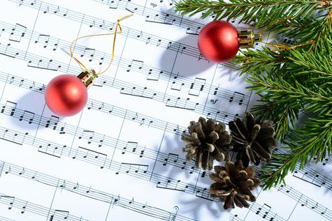 Kostenlose Weihnachtsnoten herunterladen, Klavier Stimme