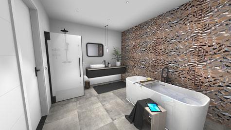 Nieuwe Badkamer Ontwerpen : Badkamers alphen aan den rijn tegels badkamers