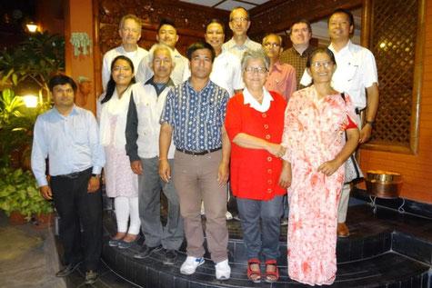 © Unser Team in Nepal