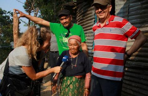 Alte,Arme,Obdachlos,Hilfe,Spende, einsam,Dankbarkeit