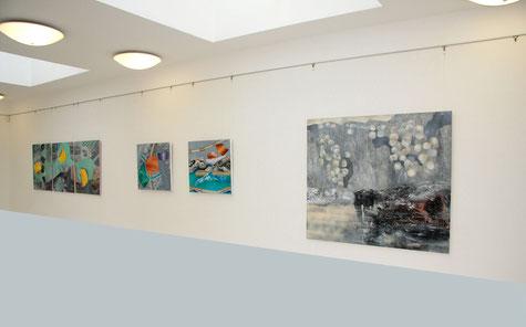 Krefelder Künstler, Moderne Kunst, zeitgenössische Kunst, abstrakte Kunst, figürliche Malerei