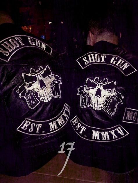 SHOT GUN LAW ENFORCEMENT MOTORCYCLE CLUB - Shot Gun MC
